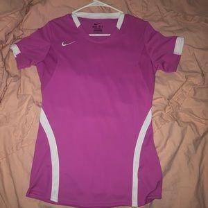 Dry-fit nike shirt